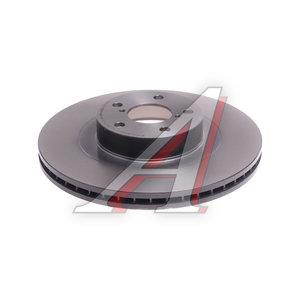 Диск тормозной SUBARU Forester 2 передний (1шт.) BREMBO 09.9077.11, DF4104, 26300-AE061