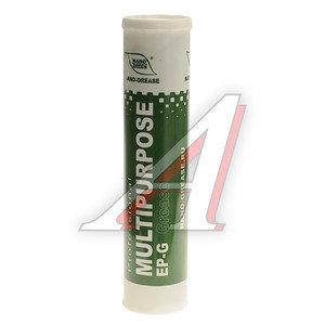Смазка полусинтетическая GREEN MULTIPURPOSE EP-G Grease 0.4 NANO NANO 4957/Ф, 4957/Ф