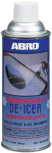 Размораживатель стекол WINDSHILD DE-ICER 326г ABRO ABRO WD-400, WD-400