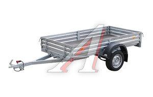 Прицеп легковой МЗСА-817701 без тента и каркаса, рессорная подвеска 817701.001-05