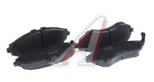 Колодки тормозные DAEWOO Nubira,Leganza (97-) CHEVROLET Rezzo (03-) передние (4шт.) TRW GDB3171, 96253383/96349060/96495227