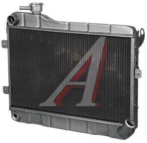 Радиатор ВАЗ-2107 медный 2-х рядный ОР 2107-1301010, 2107-1301.012-60, 2107-1301010-20