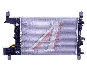 Радиатор CHEVROLET Cruze (09-) (1.8) АКПП OE 13267652