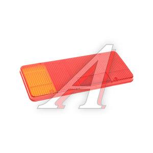 Рассеиватель IVECO Daily (91-03) фонаря заднего левого (желто-красный) MARS TECH M610732