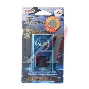 Ароматизатор на дефлектор жидкостный (вода черная) Flacon FOUETTE FL-04
