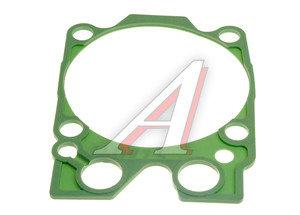 Прокладка головки блока КАМАЗ зеленый силикон ТРАНССНАБ 740.1003213-25, 740.1003213-20
