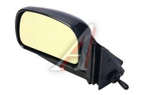 Зеркало боковое ВАЗ-2105 левое антиблик желтое люкс Политех-Р-5рта/СПл, T96047862, 2105-8201050