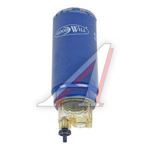 Элемент фильтрующий КАМАЗ топливный ЕВРО (для PreLine PL 420) со стаканом в сборе GOODWILL PL 420X, FG-1064, PL 420