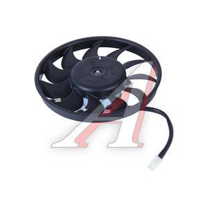 Вентилятор ВАЗ,М-2141,ЗМЗ-402 радиатора охлаждения электрический LUZAR 70.3730, LFc 0103
