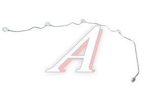 Трубка топливная КАМАЗ-ЕВРО дренажная форсунок левая (ОАО КАМАЗ) 740.50-1104346-90