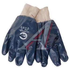 Перчатки нитриловые АВТОТОРГ манжет АТ-977, AT00977