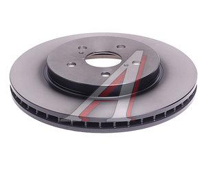 Диск тормозной LEXUS RX300,RX350,RX400 (03-) передний (1шт.) TRW DF4493, 43512-48081