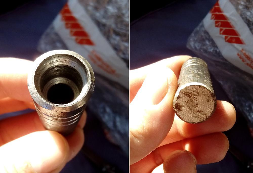 Приспособление для снятия маслосъемных колпачков своими руками
