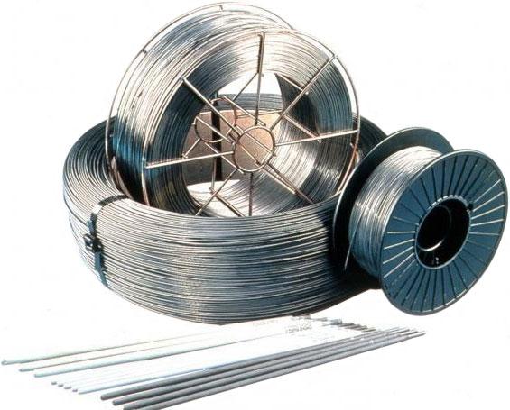 Сварочые электроды и проволока - основной расходный материал для электродуговой сварки