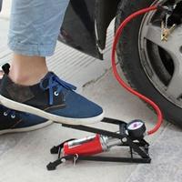 Насос ножной: надежный помощник для подкачки колес
