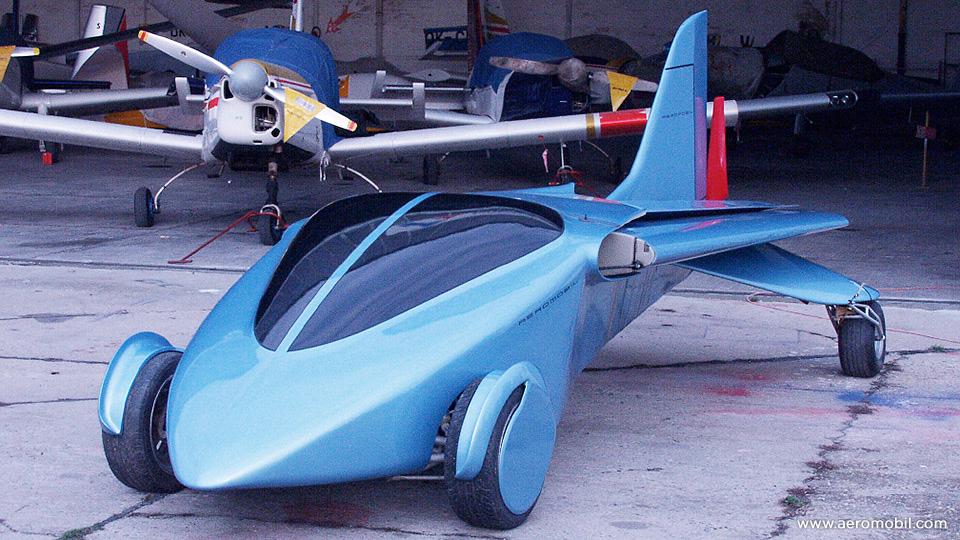 AeroMobil 2.0