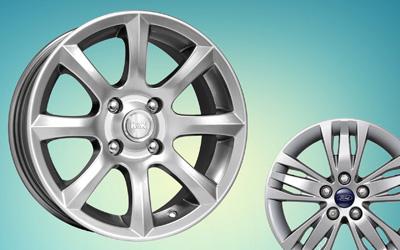 Поступление новых литых колёсных дисков