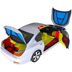 Шумоизоляция для автомобиля - необходимые материалы