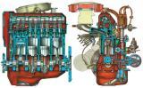 engine vaz 2106 2 thumbnail - Характеристики двигателя ваз 2106 карбюратор