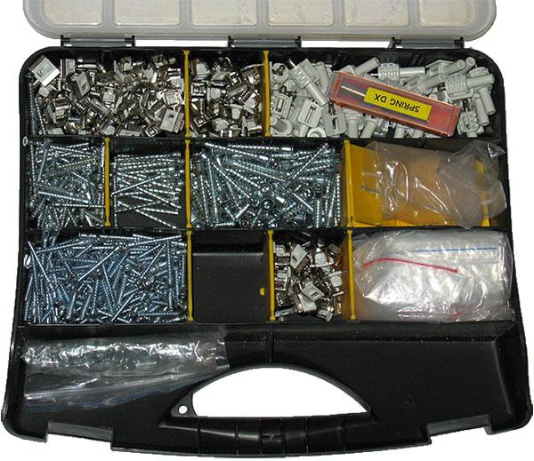 Ящик для крепежа (органайзер)