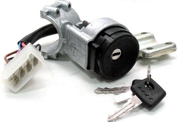 Контактная группа - основа замка зажигания автомобиля