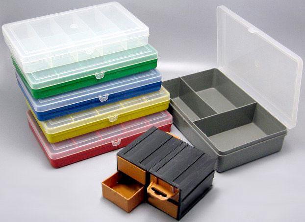 Ящик для крепежа - органайзер