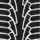 Скандинавский тип фрикционной шины