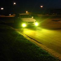 Фара противотуманная: безопасность на дороге в любых условиях
