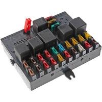 Блок монтажный ВАЗ: главный по автомобильной электросистеме